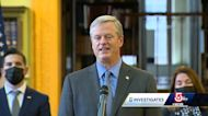 Massachusetts governor questioned about Mass & Cass situation