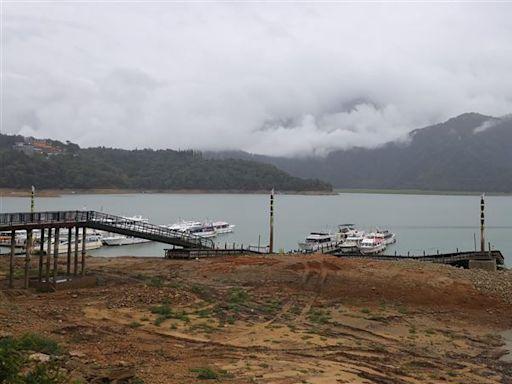 水位下降又急升 日月潭4大碼頭浮橋全壞、全力搶修迎解封