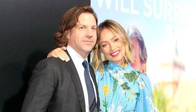Olivia Wilde and Jason Sudeikis Reunite With a Hug After Breakup