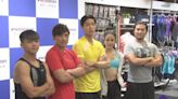 智能服務挑選鞋子 運動用品店進駐竹北