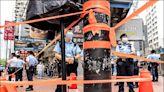 「港版國安法」上路一年 陸委會:香港新聞自由喪鐘響起