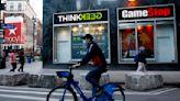 GameStop shares cut losses after the Reddit favorite plans a $1 billion stock sale
