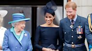 Is Harry and Meghan's new baby's name an olive branch to the queen?