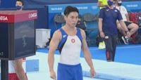 【備戰東奧】港隊體操選手石偉雄到體操主賽場備戰