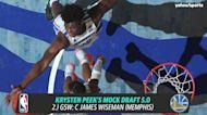 2020 NBA Mock Draft 5.0 - Will LaMelo Ball go #1?