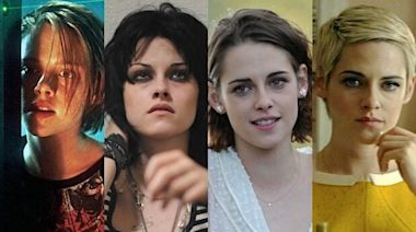 The Evolution of Kristen Stewart: From 'Panic Room' to 'Twilight' to 'Happiest Season' (Photos)