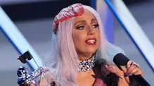 Lady Gaga Brought Back Her Infamous Meat Dress for a Voting PSA