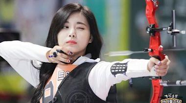 COOL潮流生活網/周子瑜射箭實力驚人被誤認是東奧選手