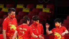 中國 東京奧運