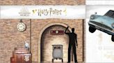 不能飛環球影城來這裡♥《哈利波特 霍格華茲返校季》快閃店:百款商品、9又3/4月台場景,還原魔法世界