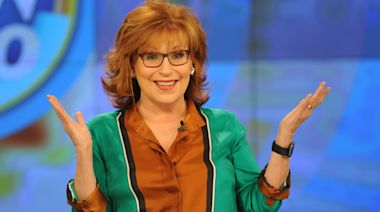 'The View's' Joy Behar Sounds Off on Fighting With Meghan McCain and Creepy Ted Cruz