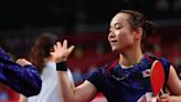 「小福原愛」伊藤美誠從中國手中奪金 令桌球王國刮目相看的日本新桌球女神