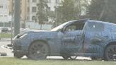 比延後上市更慘的事!瑪莎拉蒂最新休旅偽裝車在市區撞車慘破相 - 自由電子報汽車頻道