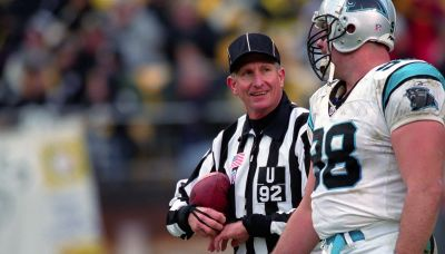Longtime NFL official Carl Madsen dies on way home from Chiefs-Titans