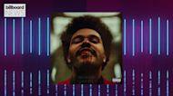 The Weeknd's 'Blinding Lights' Spends Record-Tying 87 Weeks on Billboard Hot 100 | Billboard News