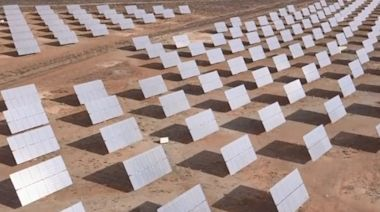 Solar power revolution in South Africa