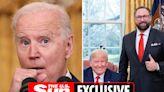 Joe 'deserves impeachment but there's no chance until 2023', Trump aide says