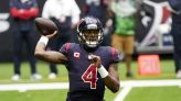 AP source: Watson plans to report to Houston Texans camp