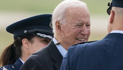 Biden Report Card: Inflation, Manchin, Harris trip foil week