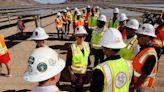 Energy secretary promotes solar energy in Southern Nevada visit
