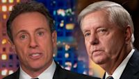 Chris Cuomo compares Lindsey Graham to 'lemmings of alt-right groups'