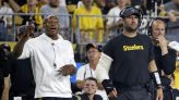 NFL fines Ben Roethlisberger for wearing a watch. On the sideline. When he wasn't playing.