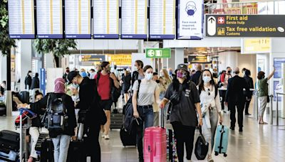 The pandemic is over, but plane travel headaches never went away