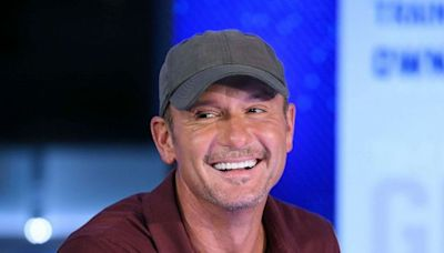Tim McGraw was once a 'bridesmaid' alongside Garth Brooks and Tracy Lawrence