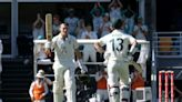 Marnus Labuschagne rides his luck for Australia as India's second-string bowlers show fight