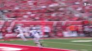 Charlie Brewer and Dalton Kincaid connect on 17-yard dime for their first touchdown as Utah Utes
