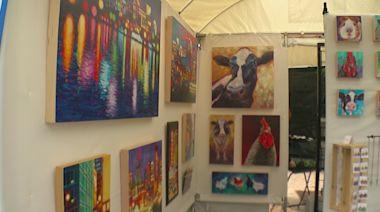 Edina Art Fair Held Saturday