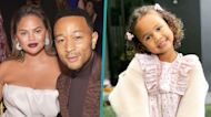 Chrissy Teigen and John Legend's Daughter Luna Talks About Late Brother Jack 'Every Day'