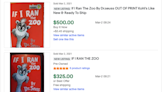 Dr. Seuss books skyrocket in price on eBay after publisher ceases their production