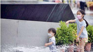 酷熱天氣警告生效 慎防中暑