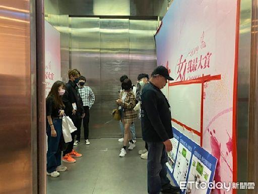 邱鋒澤露面錄影!低頭不語走進電梯 陳零九認了:《娛百》狼人殺有瓶頸