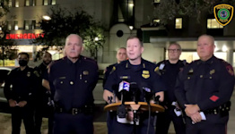 """Three Police Officers """"Ambushed"""" by Armed Suspect in Houston"""