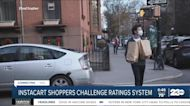 Instacart shoppers challenge ratings system