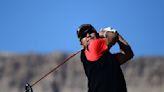Golf-Matsuyama defies Chiba rain to lead Zozo Championship
