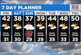 Chicago Weather: Mostly Clear Thursday Night