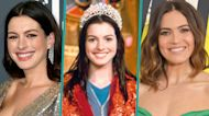 Anne Hathaway & Mandy Moore Celebrate 20 Years Since 'The Princess Diaries' With Throwback Snaps