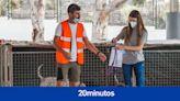El Colegio de Veterinarios dona 1.000 euros para ayudar a los animales afectados por el volcán de La Palma