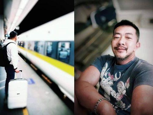 江俊翰勇敢出櫃近1個月 突拋震撼彈「是時候該走了」   蘋果新聞網   蘋果日報