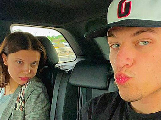 Millie Bobby Brown Steps Out With Jon Bon Jovi's Son Jake Bongiovi Amid Romance Rumors