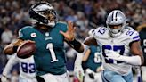 'All I can do is take ownership for how I played': Jalen Hurts takes blame for Eagles' loss to Cowboys on MNF