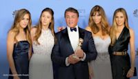 Sylvester Stallone turns 75, celebrates with 'wonderful family'