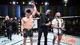 UFC on ESPN 25 results: Chan Sung Jung mixes it up, earns BJJ black belt in win vs. Dan Ige