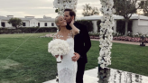 Inside Tarek El Moussa and Heather Rae Young's Lavish Santa Barbara Wedding