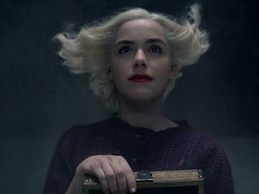 'Chilling Adventures of Sabrina' Season 4 Gets Premiere Date – Sabrina's Final Battle Begins in First Teaser (Video)