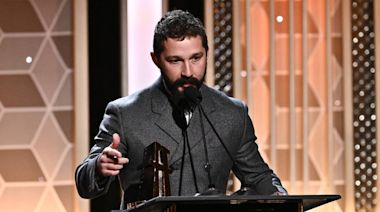 Shia LaBeouf Charged With Battery and Petty Theft Over Alleged Summer Incident