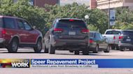 Speer Repaving Project Spans From Broadway To Colfax